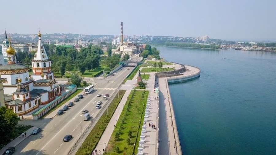Хорошие новости из Иркутска!